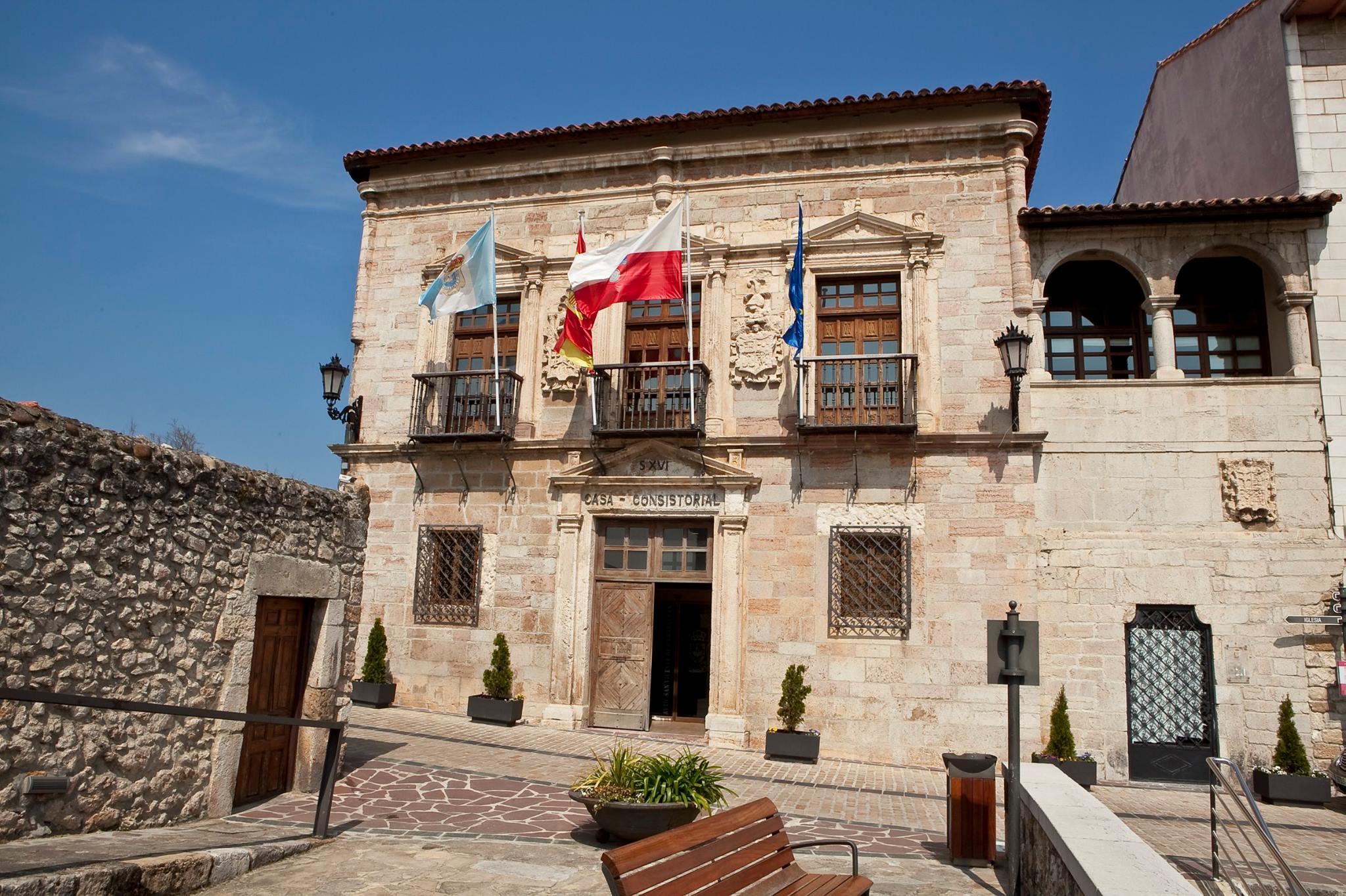 Monumentos portal de turismo - San vicente del palacio ...